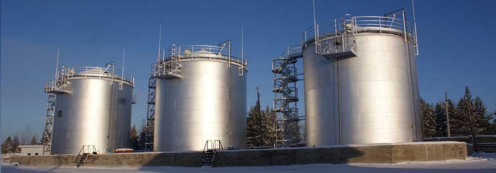 Технология длительного хранения нефтепродуктов (ПК, 56 ч.)